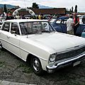 Chevrolet chevy ii nova 4door sedan-1966