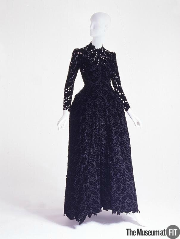 Cristobal Balenciaga, Evening dress, 1938