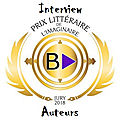 #plib2018 - interview auteurs : g.h. david auteure de