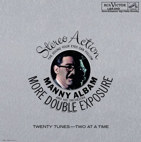 Manny Albam and His Orchestra - 1961 - More Double Exposure (RCA Victor)