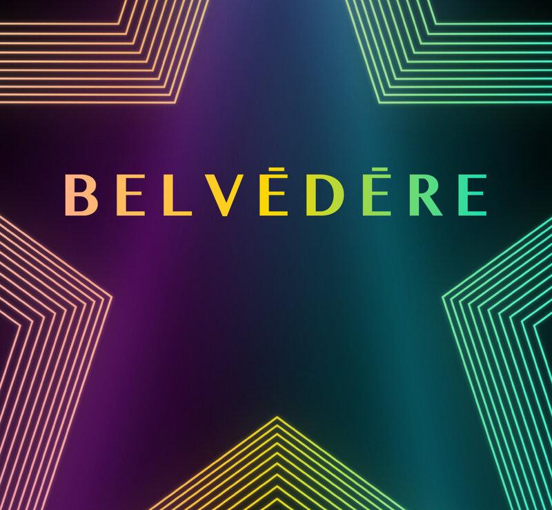 Belvédère - pochette2019