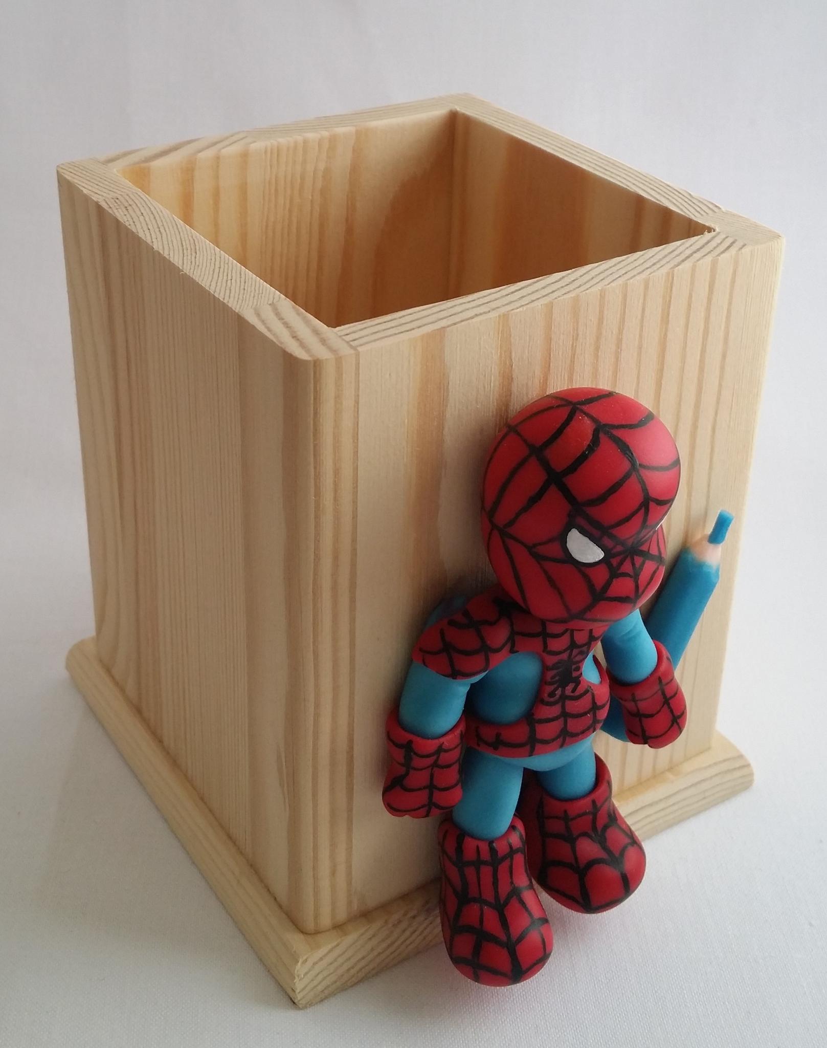 Porte crayon Spider2
