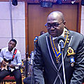 Benin: rotary club cotonou lagune, district 9102: armand pemen vidjannagni, élu 33ème président