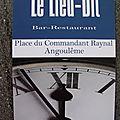 Le Lieu Dit - Angoulème