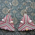 Triangles swarovski