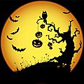 Hip hip hip challenges : defi 27: theme: halloween