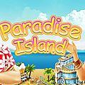 Hug journal bonus n°2 : paradise island