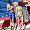 Tournage sur le yacht amphitrite pour cinquante nuances plus claires