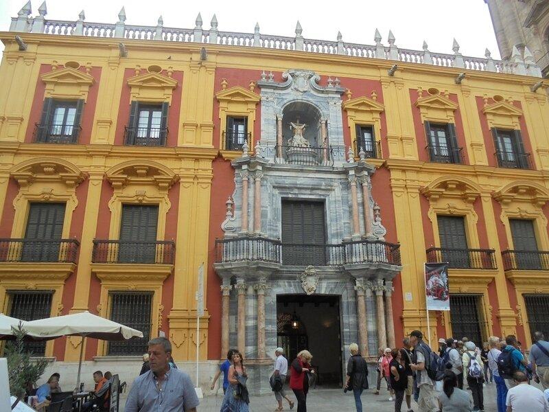 2018 10 10 palais épiscopal Malaga (2)