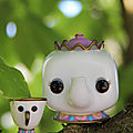 [funko pop !] miss samovar et zip
