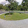 Rond-point à odense (danemark)