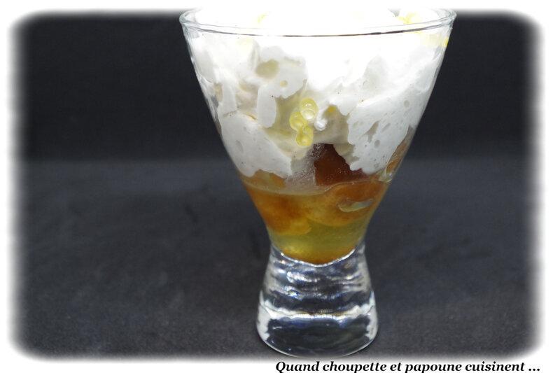 mini babas au Limoncello, crème chantilly maison-6566