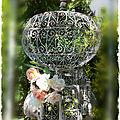 Notre jardin, source d'inspiration créative