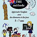 The méthode, la méthode d'anglais pour les gs cp ce1 (2 versions)