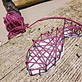 String art ou l'art de la ficelle - novembre 2014