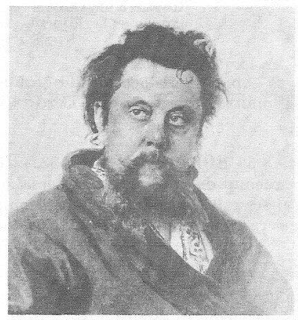 moussorgsky (modeste) 1839-1881 Russie