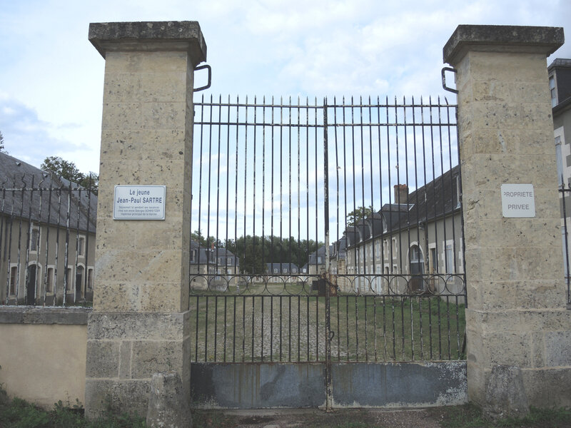 Guérigny, les forges royales, Sartre (58)