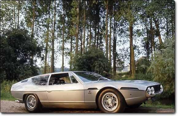 Lamborghini Espada - 1967