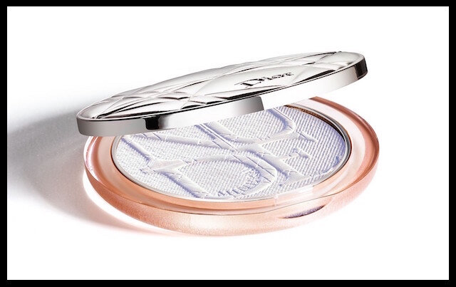 dior en diable diorskin nude luminizer holographic glow