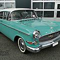 Opel kapitän p1 1958-1959