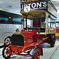 Milnes daimler bus à impériale 1907