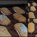 Biscuits a la cuiller