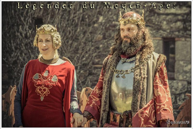 Légendes du Moyen-Age Rabelais, Pantagruel et le Gargantua , Merlin, le roi Arthur, Morgane, Mélusine, Geoffroy-à-la-Grand-Dent (1)