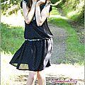Miss marinette ou la naissance d'une robe multi- saison