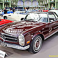 Mercedes 280 SL cabrio HT #001789_01 - 1968 [D] HL_GF