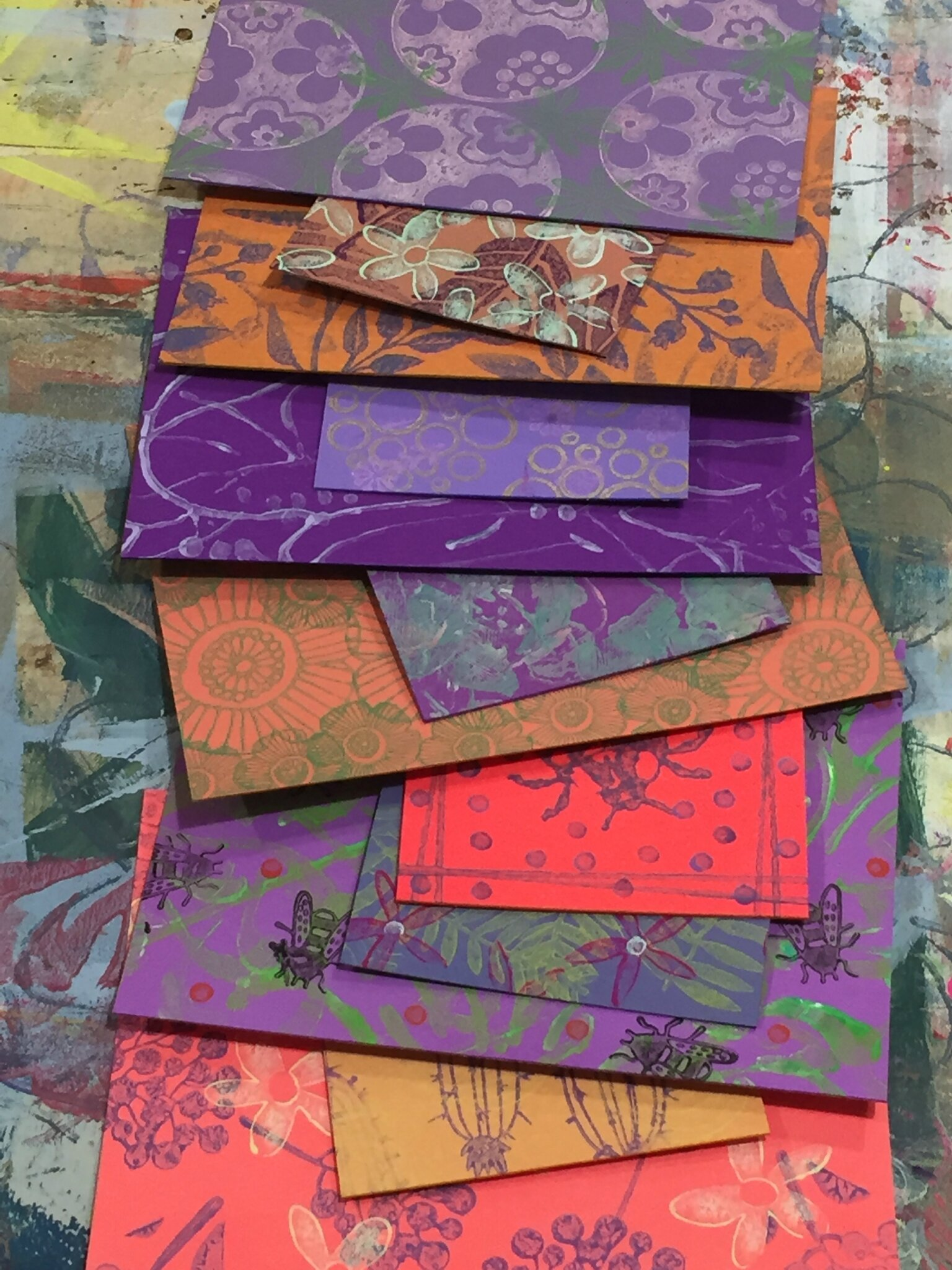 blog 17-53a- cours et stages-enseignement-formation-Patines_Stamping_Patchwork-atelier Cadrat Paris