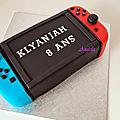 Gâteau nintendo switch 2