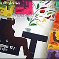 2 ans déjà! - a gagner: 4 assortiments de thé the london tea company!