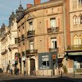 Centre ville de Toulouse