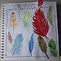 Aquarelles de mon carnet