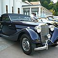 Mercedes 320 w142 cabriolet a 1938