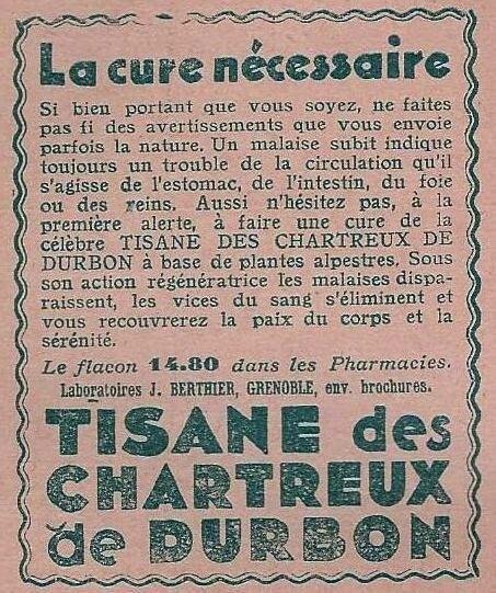 Lou Garounés 1935 Publicités (37)