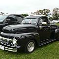 Ford f-1 custom pick-up 1951