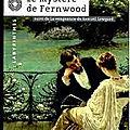 Le mystère de fernwood de mary elizabeth braddon : issn 2607-0006