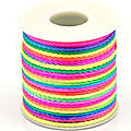 Fil de 45 m cordon 1.5 mm couleur rouleau ( 7€ port gratuit)