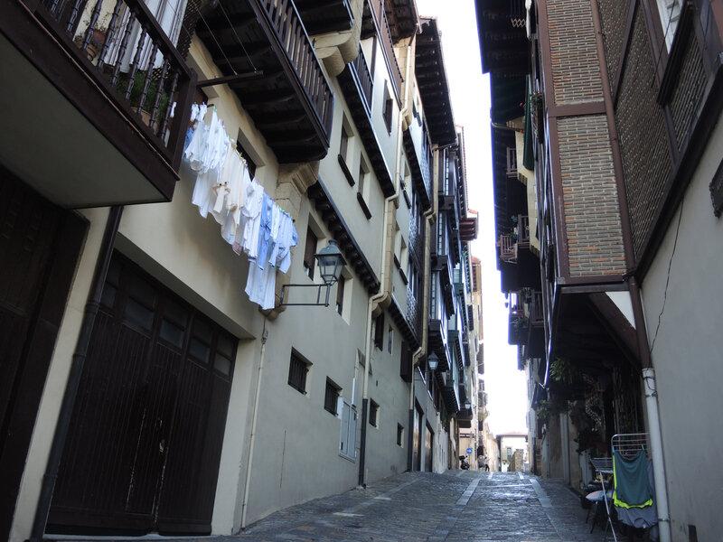 Hondarribia, rue (Espagne)