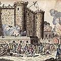 Prise de la bastille le 14 juillet 1789 : chronique d'un mensonge vivace
