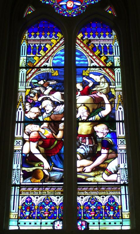 Allégorie de la mort de La Rochejaquelein