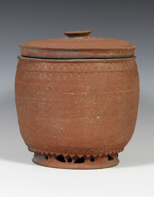Storage Jar with Lid, Vietnam, Lý -Trần dynasty (1009-1400), 11th century