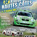 Rallye des hautes côtes 2011