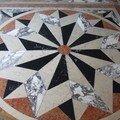 Venise, un escalier du palais des Doges