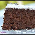 Gâteau au chocolat bellevue de christophe felder!