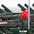 Base militaire chinoise à djibouti
