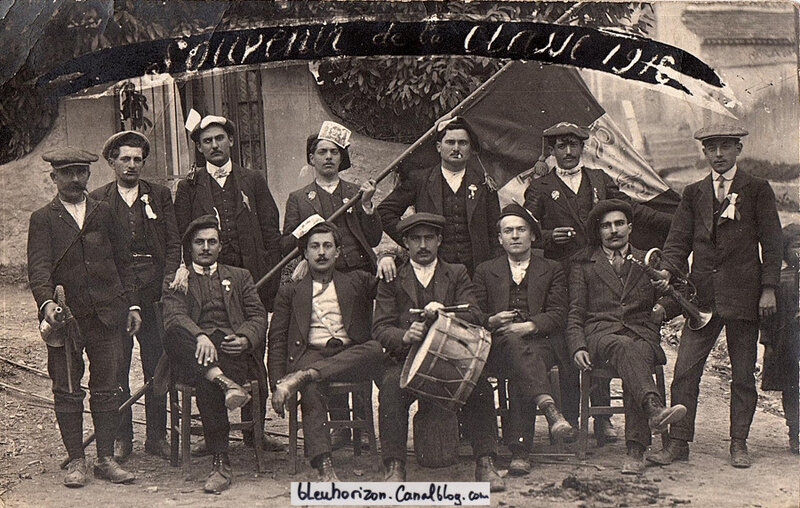 LA CLASSE 1916