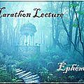 Marathon de lecture du 10 novembre
