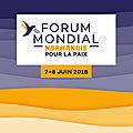 A caen du 7 au 8 juin 2018: la normandie au centre de la paix mondiale